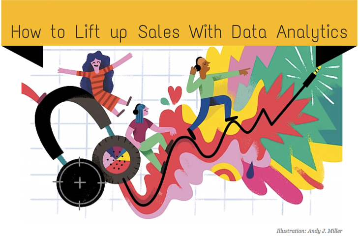 How to Lift up Sales With Data Analytics
