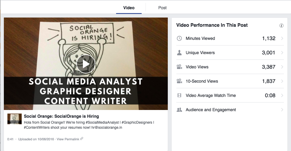 Viral Video Marketing Campaign