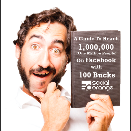 Boost for Rs. 100 and get 1 Million Facebook Organic Reach