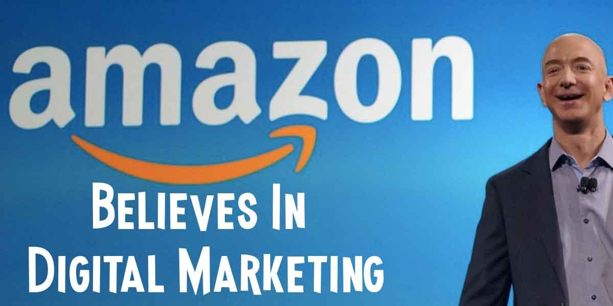 The worlds richest man believes in Digital Marketing
