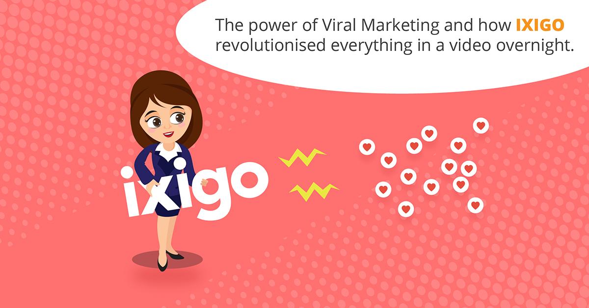 ixigo Viral Post - Social Orange