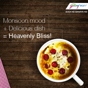Monsoon food items