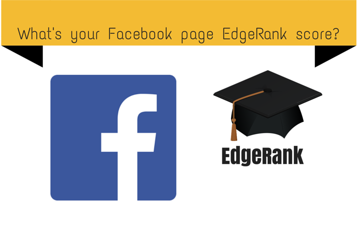 What's your Facebook page EdgeRank score?