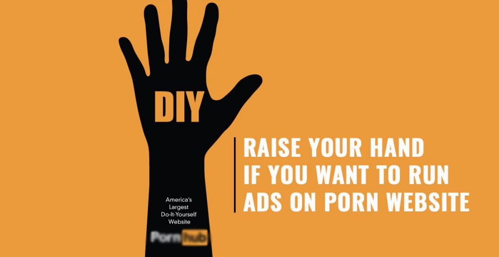 How to run ads on a porn website