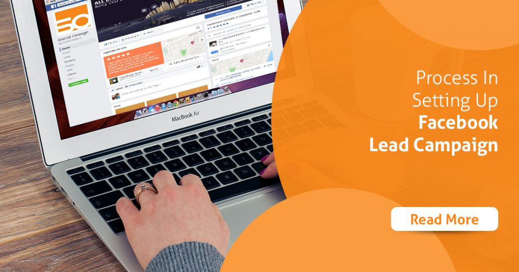 Process in setting up Facebook lead campaign (1)