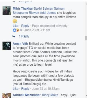 IXIGO_FB_page_comment_3