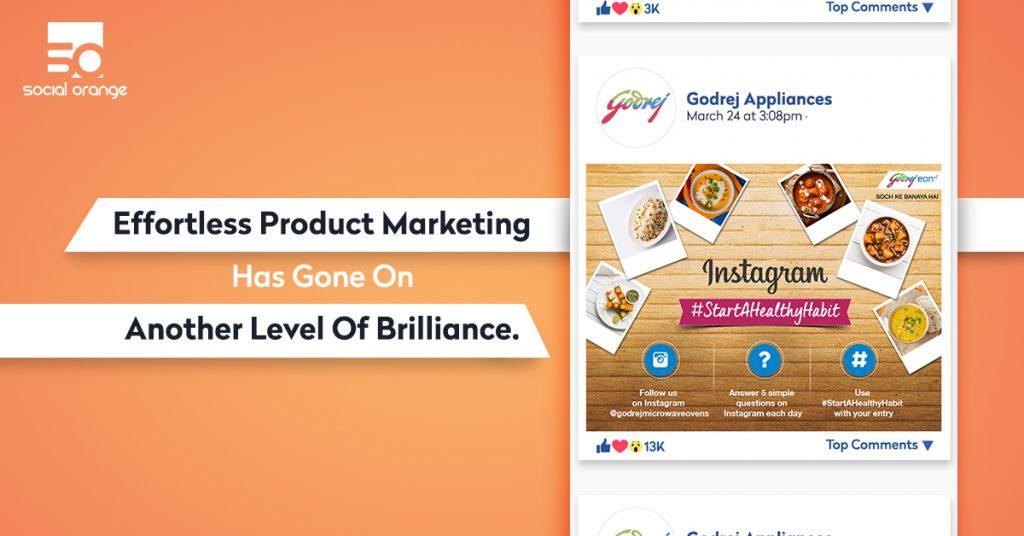 Godrej Product Marketing
