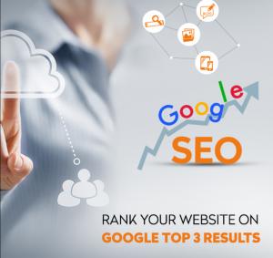 Rank your website