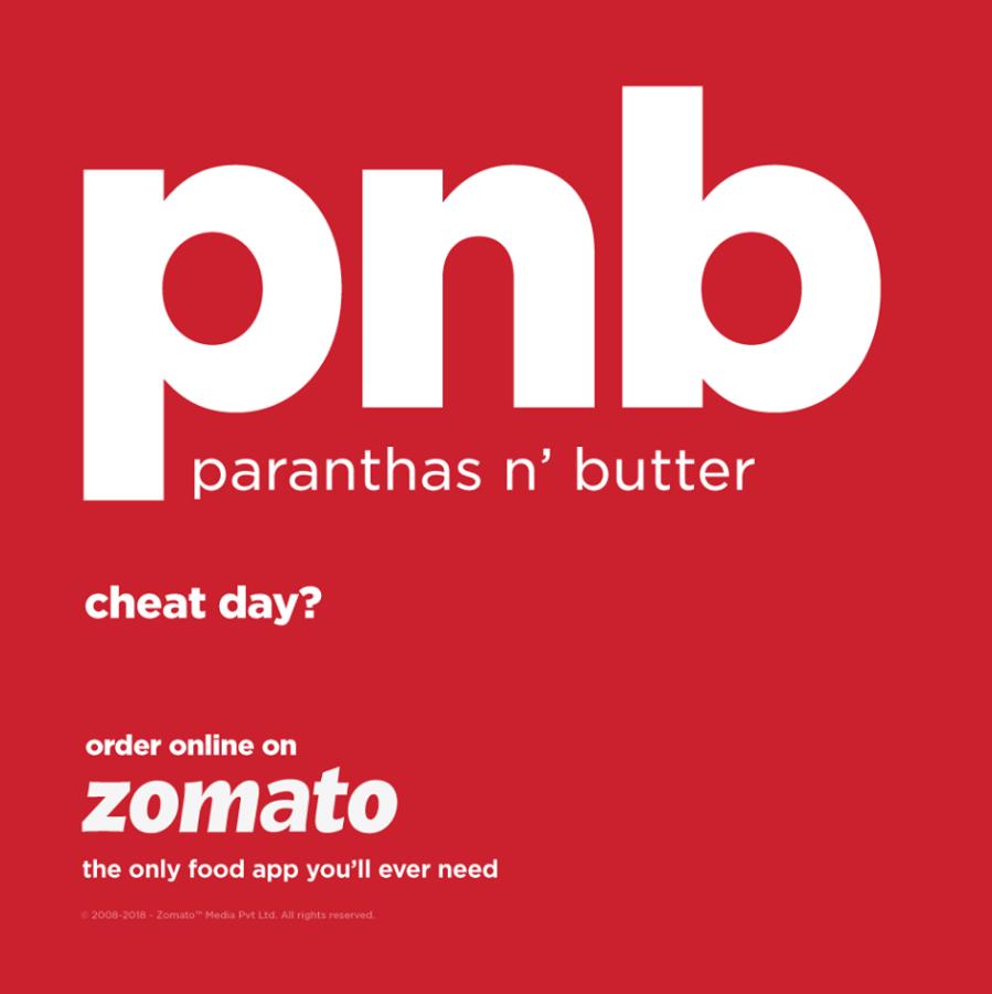 Zomato PNB AD