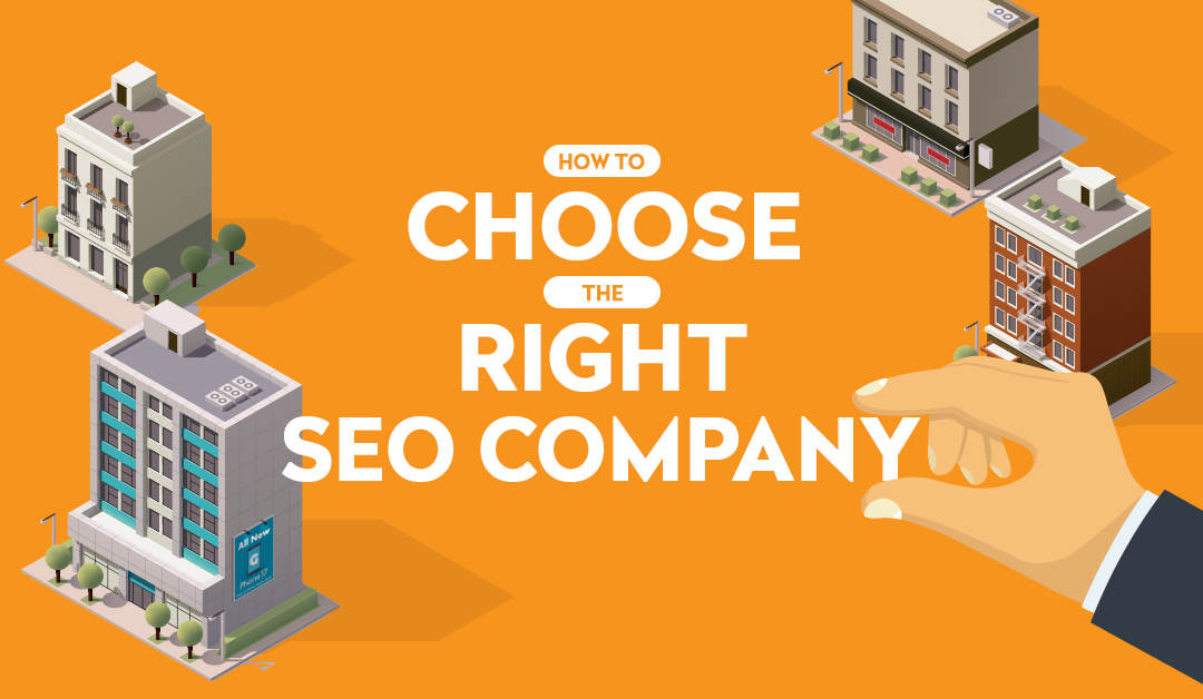 How to choose right SEO company