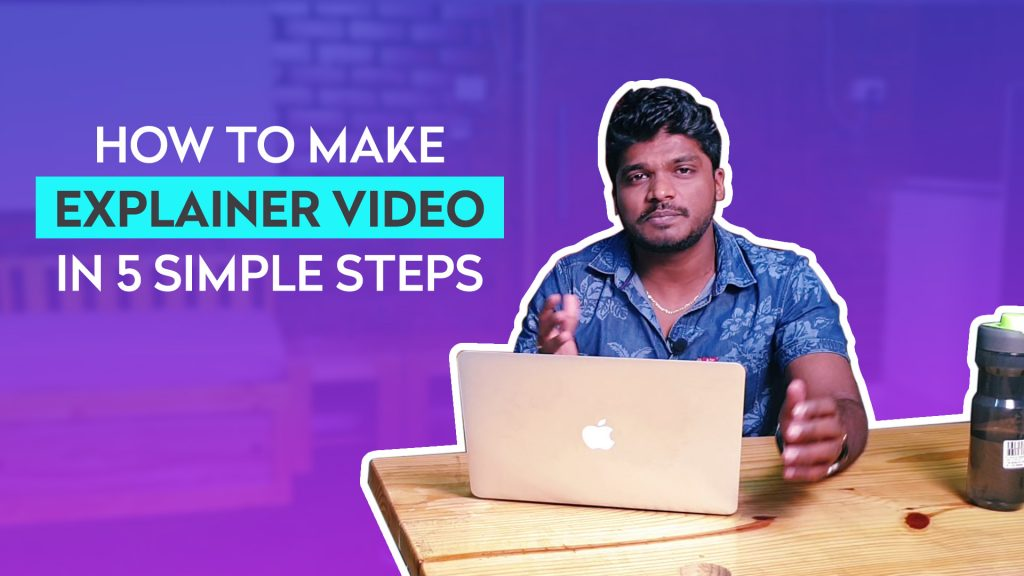 How to make animated videos in 5 simple steps | Step-by-Step Explanation | SocialOrange.in
