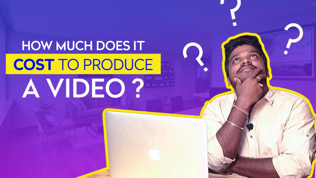 6 Factors affecting your Video Production Cost for your brand | Explained in detail | SocialOrange.in