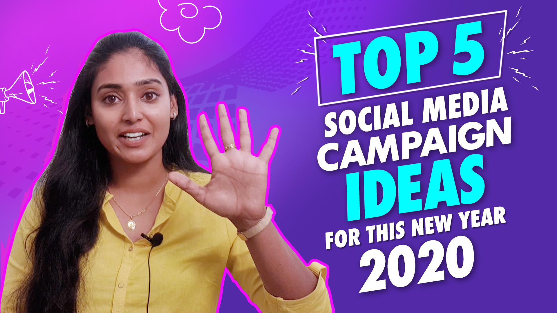 Top 5 social Media Ideas for 2020