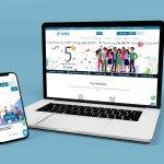 ciel hr website design socialorange portfolio